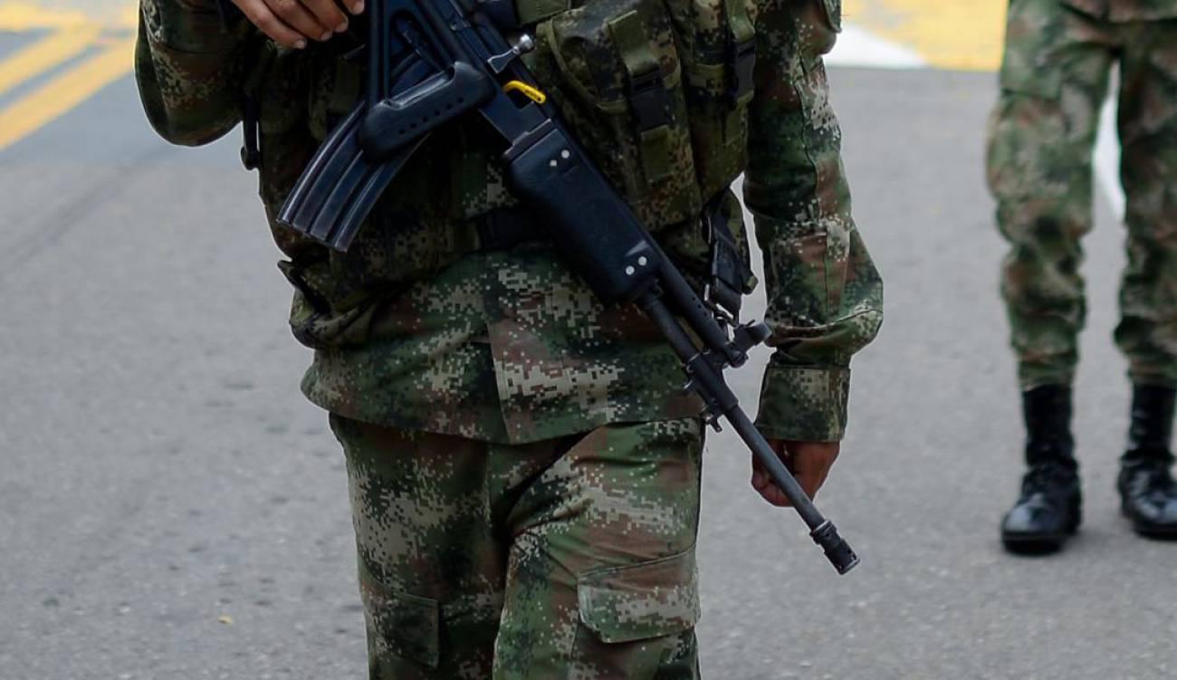 Abatidos cinco integrantes de Segunda Marquetalia en Caquetá
