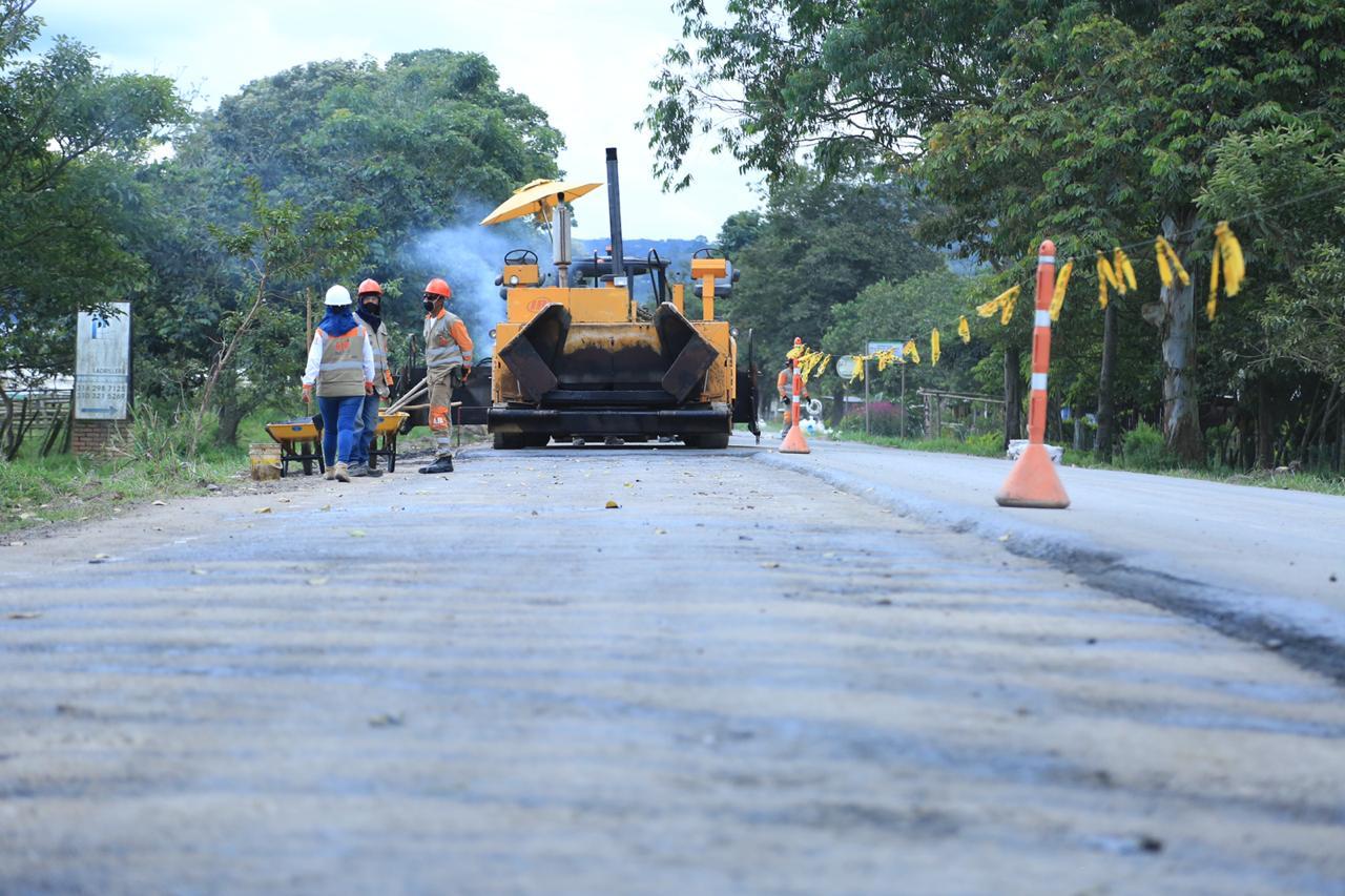 Ruta al Sur S.A.S asumió contrato que incumplió Aliadas en vía Santana-Mocoa-Neiva