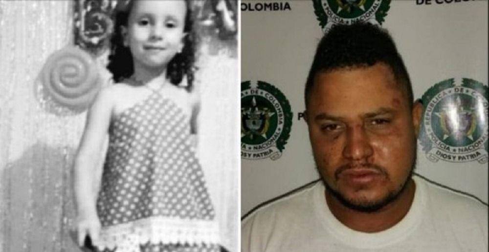 Violó, torturó y asesinó a Salomé en Garzón