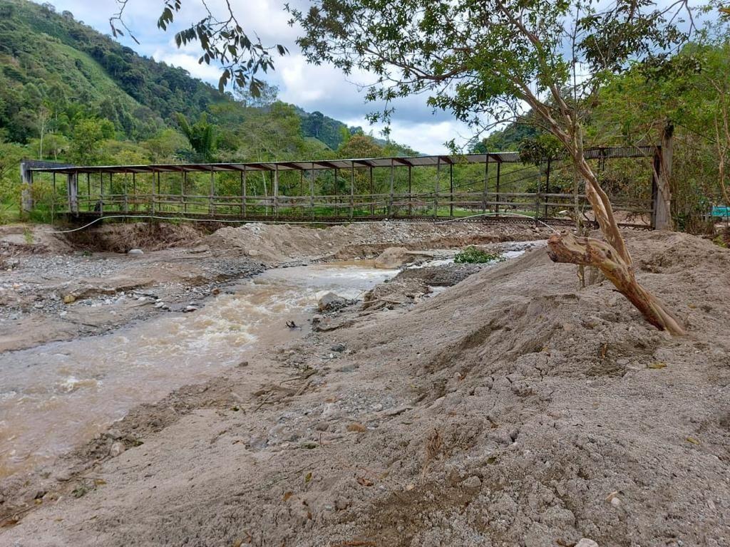 Balance de la primera temporada de lluvias en el Huila