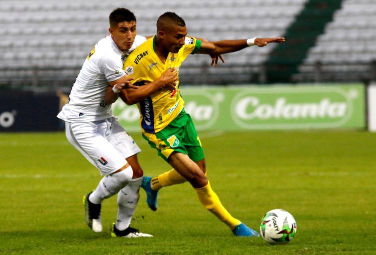 Atlético Huila perdió contra Once Caldas
