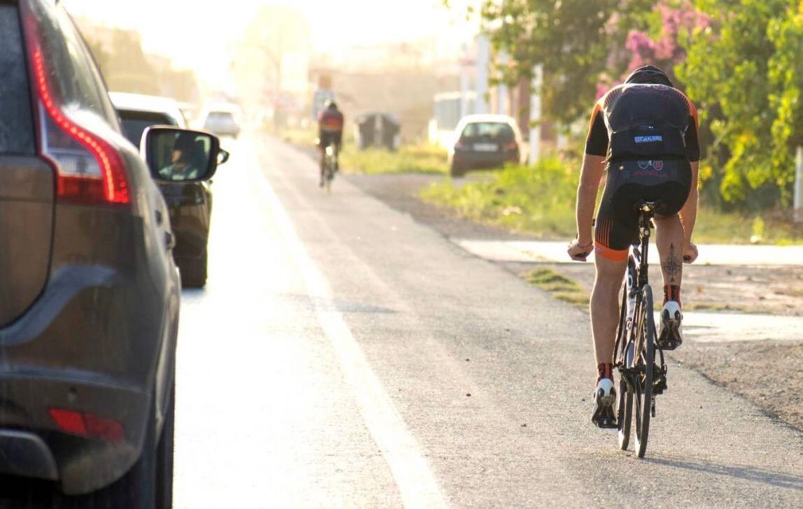 Ciclistas, actores viales perjudicados