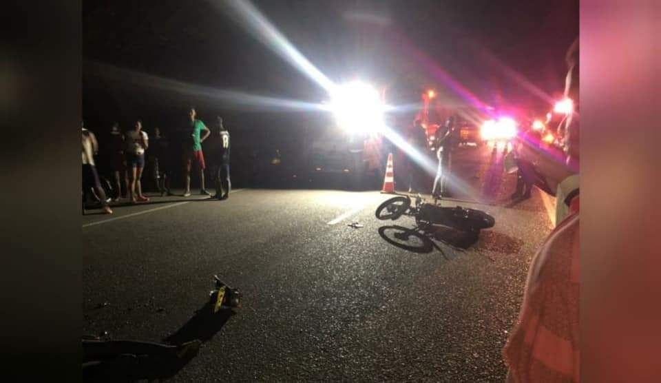 El choque entre una moto y un vehículo dejó un joven muerto en la vía Neiva-Rivera