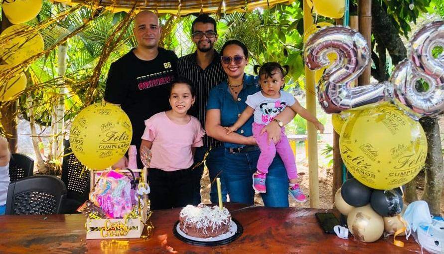 Feliz cumpleaños Juan Sebastián Gutiérrez