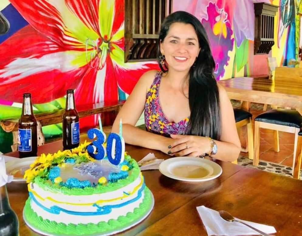 Un año más Alejandra Martínez