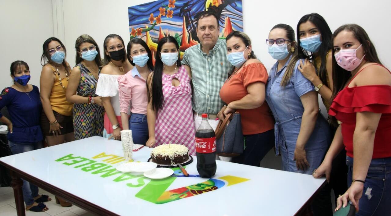 Cumpleaños Hernando González