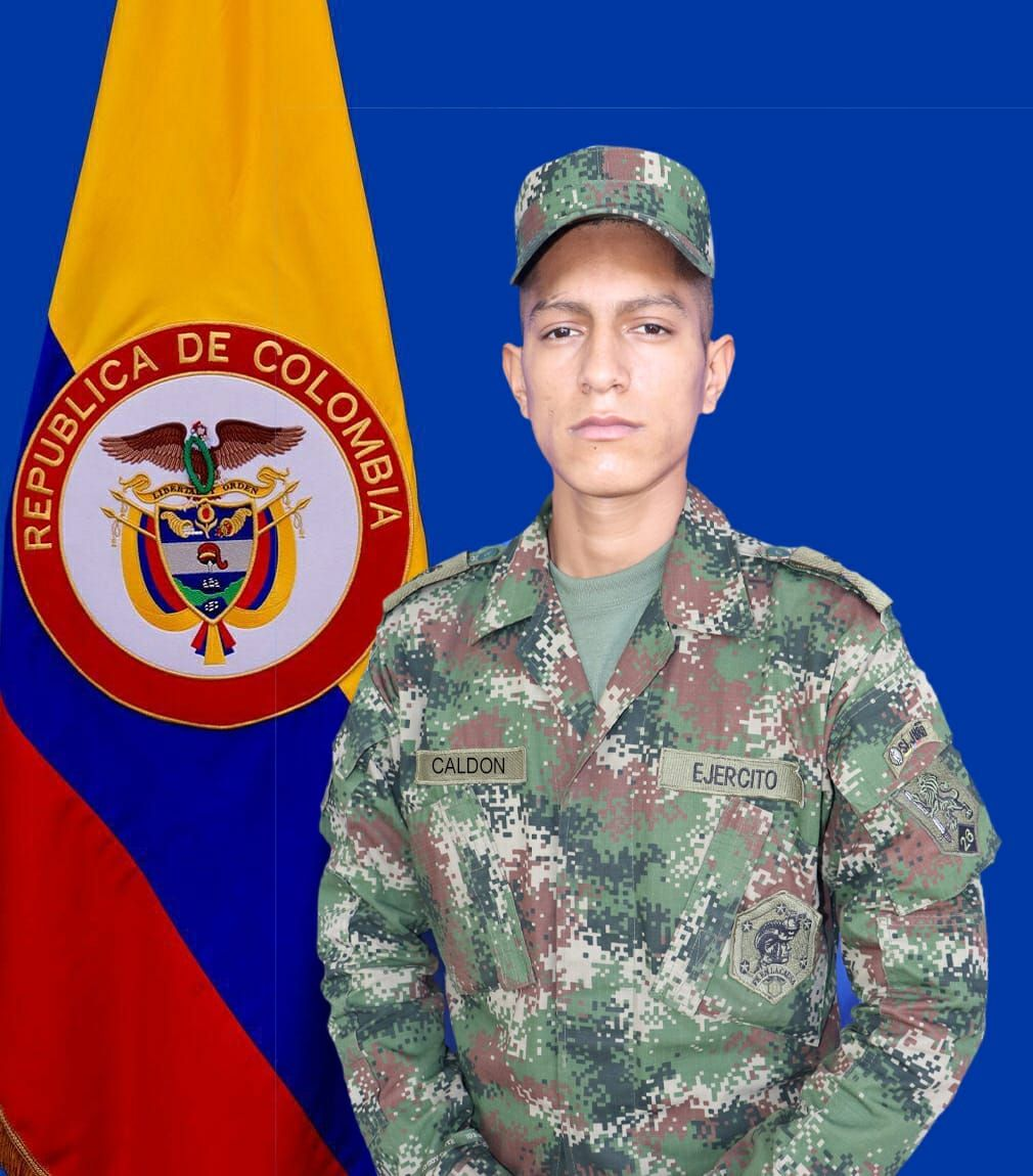 Soldado fue asesinado en Garzón