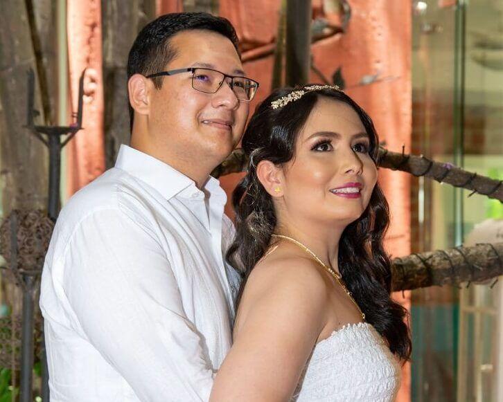 Matrimonio Jonathan y Maudi Sorley