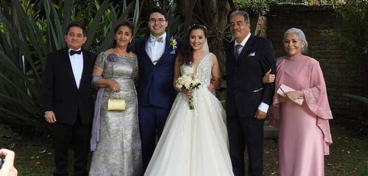 Matrimonio de Viviana y Juan Francisco