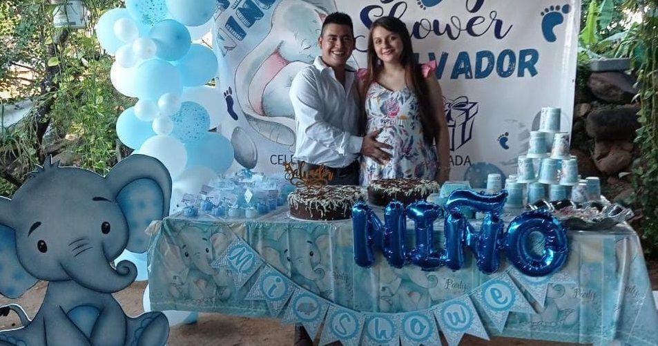 Baby Shower para los padres Daniela Camacho y Fredy Suarez