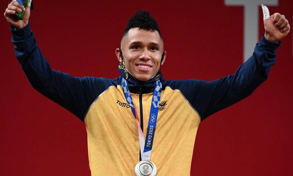 ¡Primera medalla de plata para Colombia en Tokio!