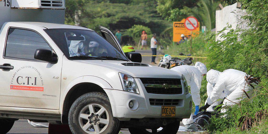 Menor fue arrollada por una volqueta en zona rural de Elias