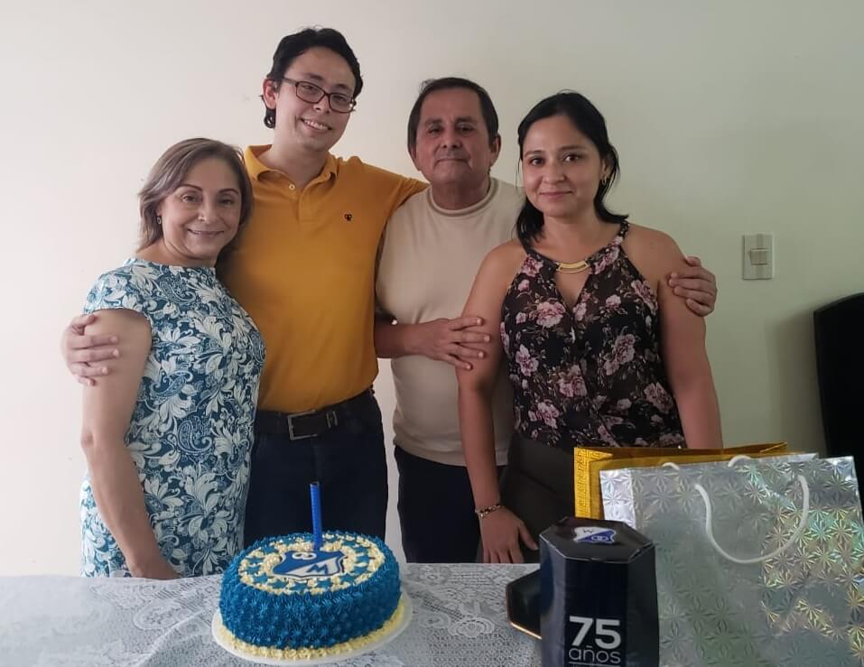 Un año más Néstor Armando