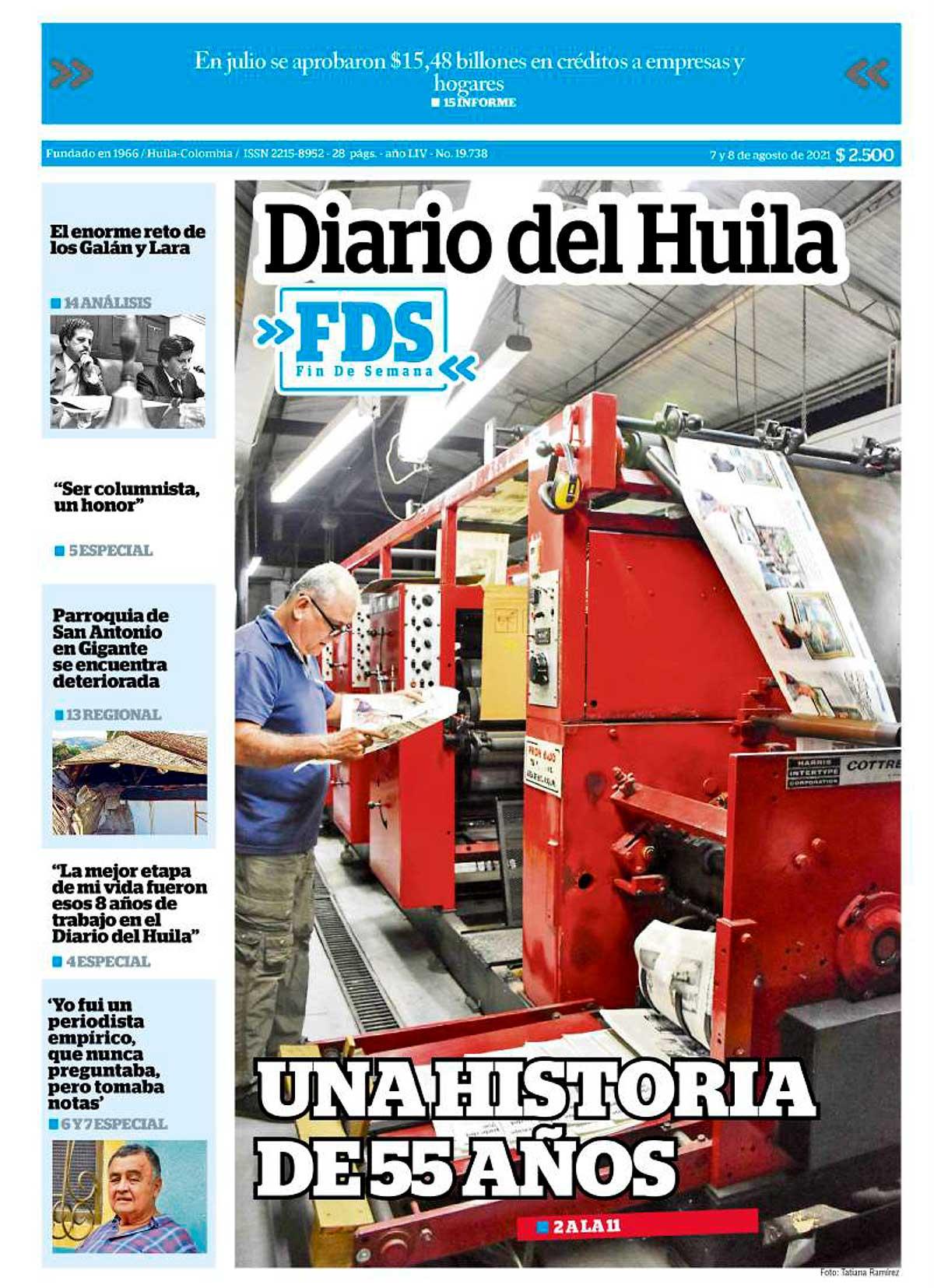 Diario del Huila Digital - GRATIS
