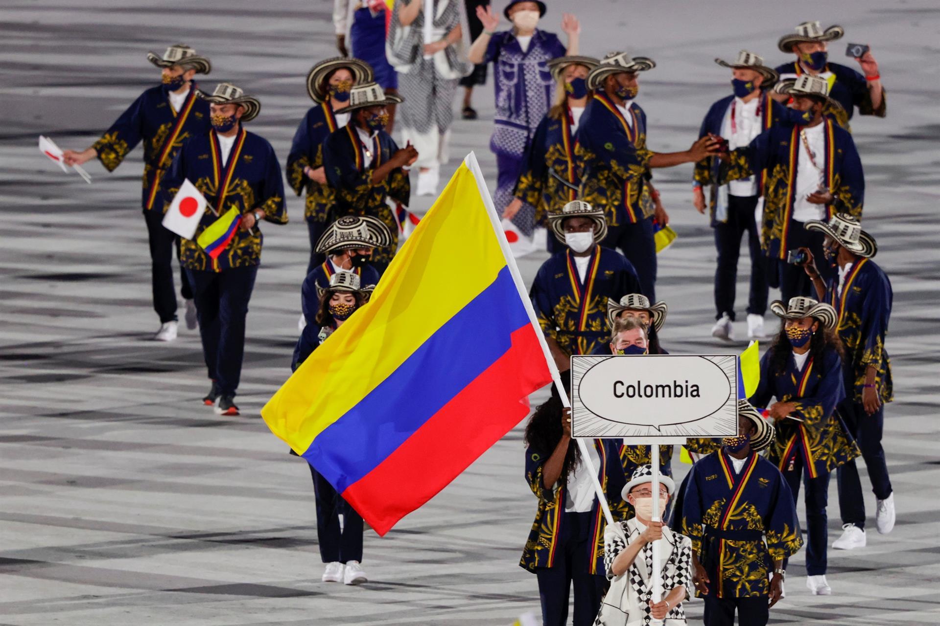 Con la ceremonia inaugural, se dio inició a los Juegos Olímpicos Tokio