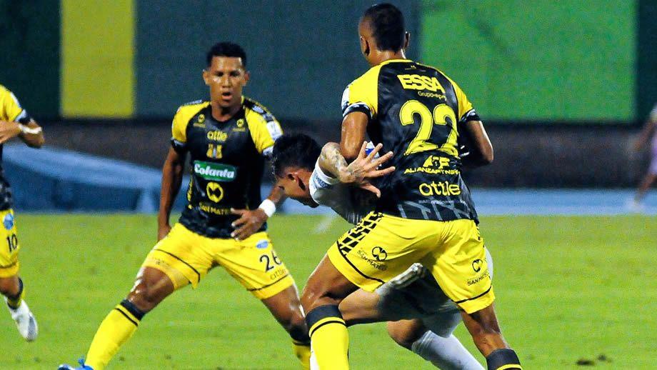 Alianza Petrolera derrotó a Pasto y sigue sin perder en la Liga BetPlay 2021-II
