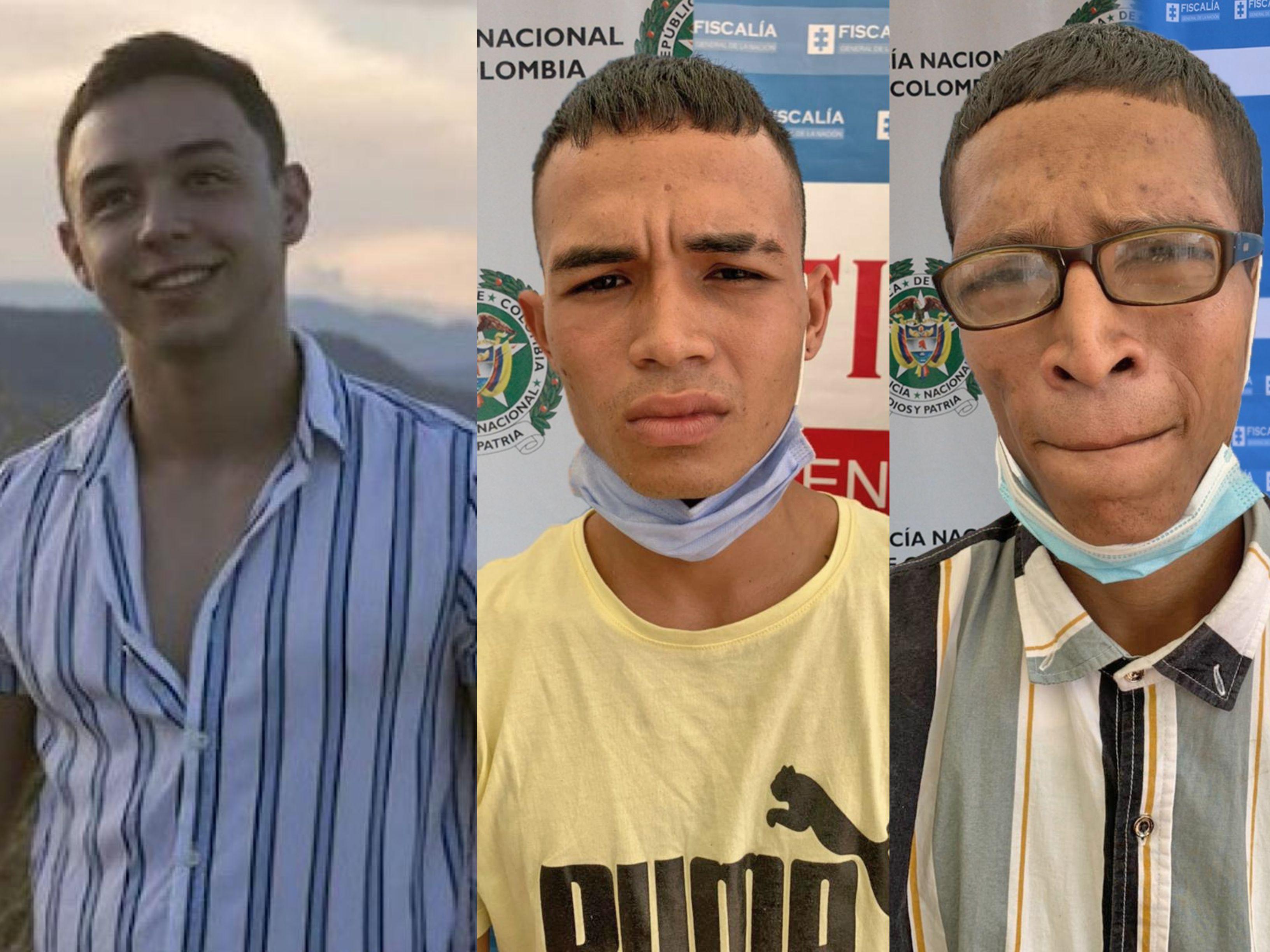 Capturados homicidas de José Luis Valencia