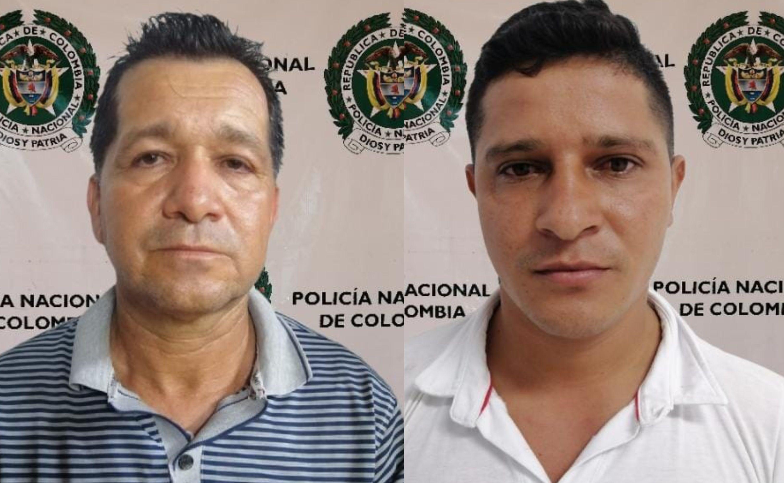 Capturados por el delito de acceso carnal abusivo con menor en Neiva