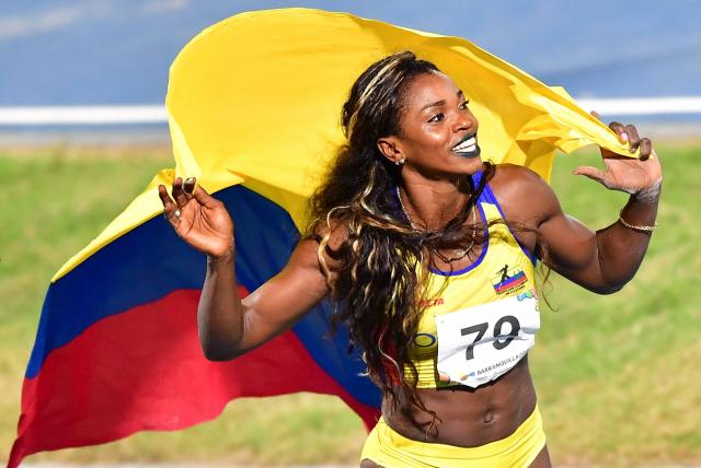 Caterine Ibargüen anunció su retiro del atletismo