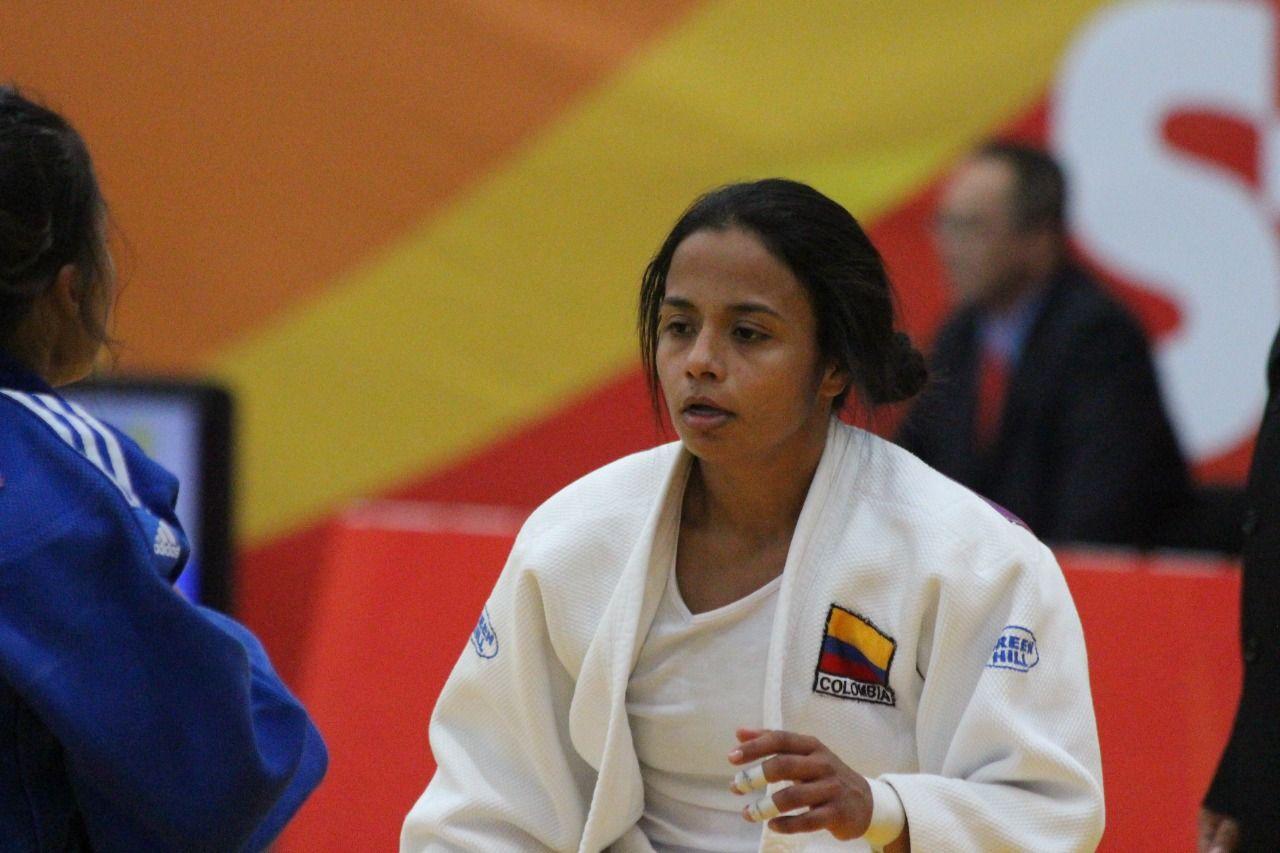 Luz Adiela Álvarez, única judoca colombiana en Tokio