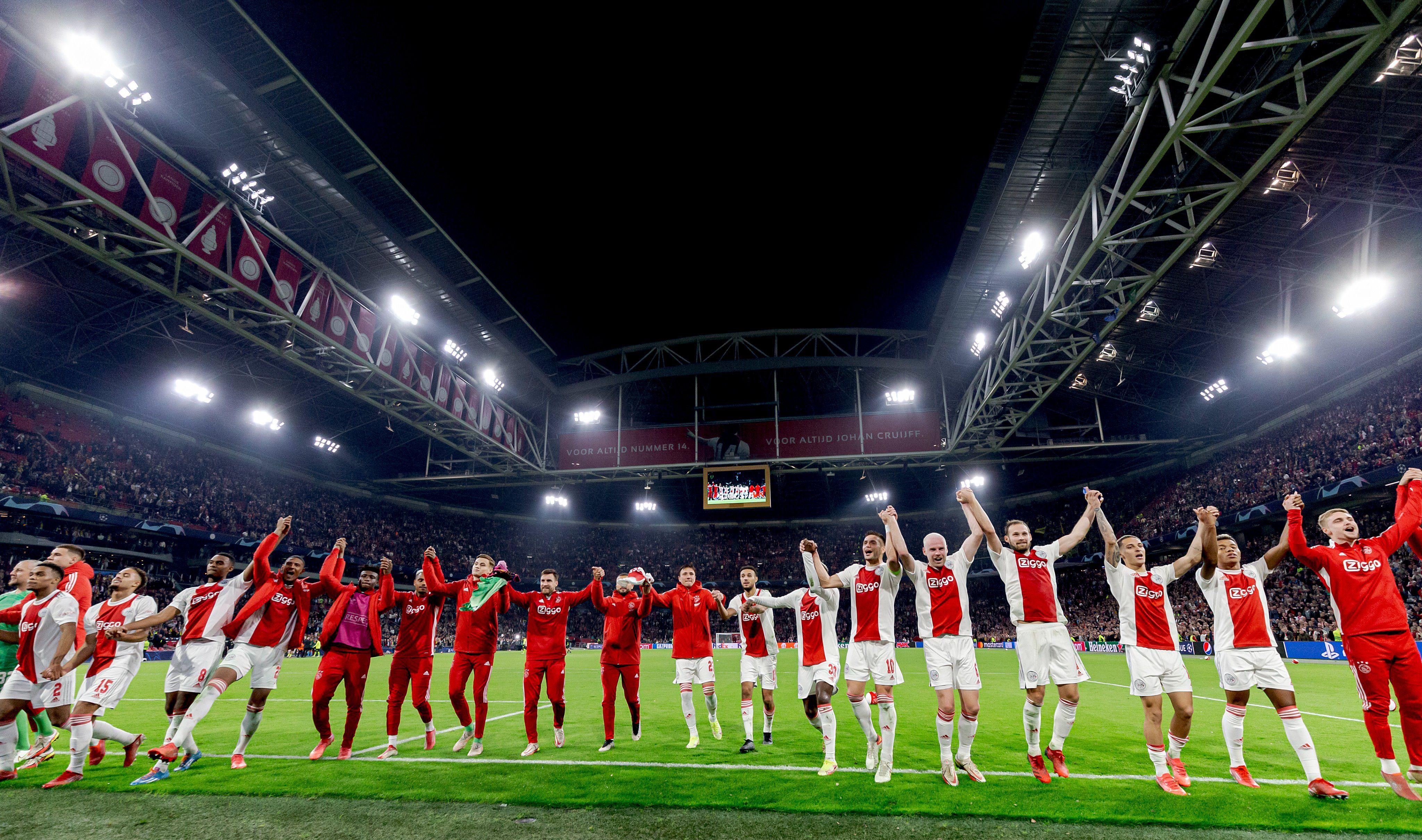 Resultados de la jornada de Champions League