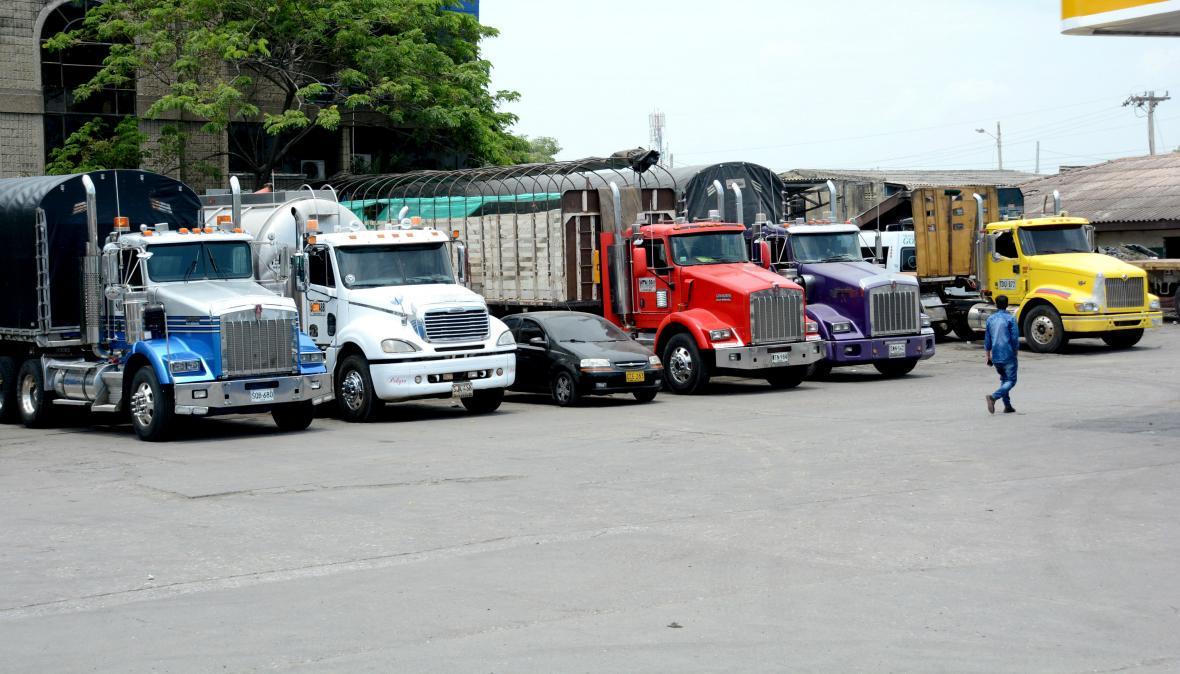 Los peajes, única variación negativa en costos de transporte de carga