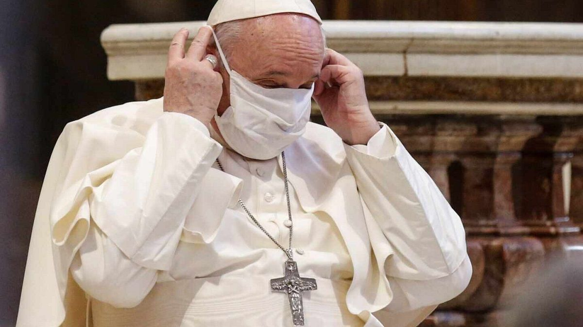Amenazan al papa Francisco en Italia