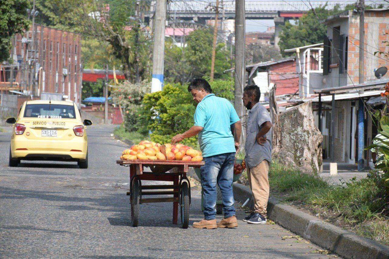 Región Central, dividida entre ocupados y desocupados