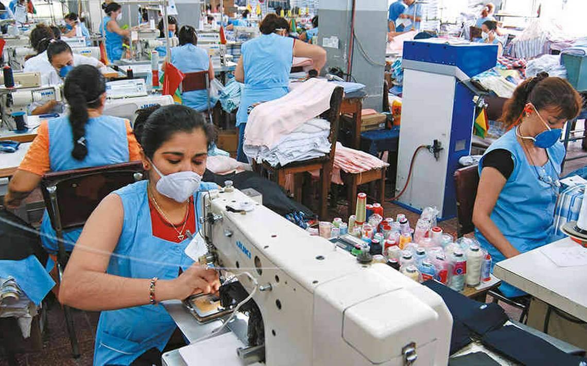 Sector textil ofrece el 71,8 del empleo femenino