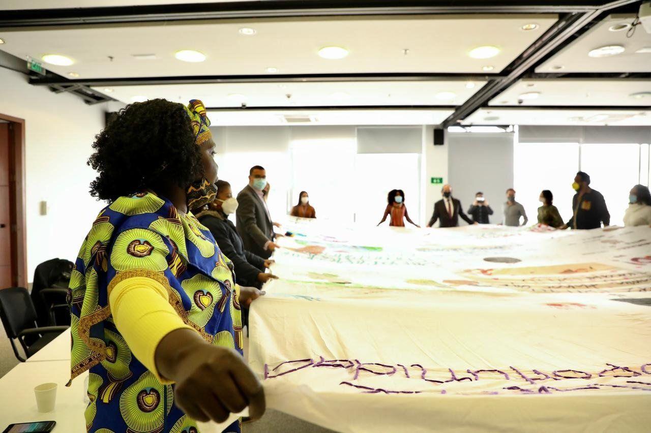JEP recibe 109 casos de violencia sexual contra mujeres afro