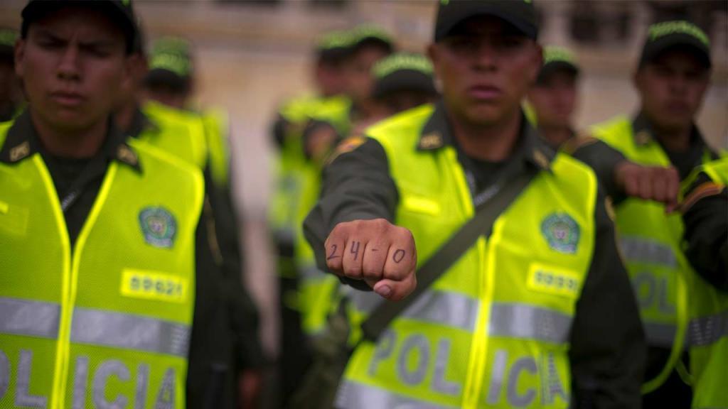 Sociedad civil presenta propuesta de reforma a la Policía