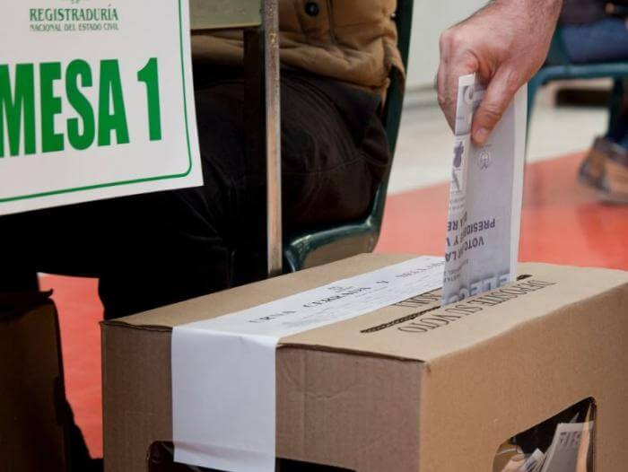 Jornadas de elección para Presidente y Congreso podrían ser de dos días