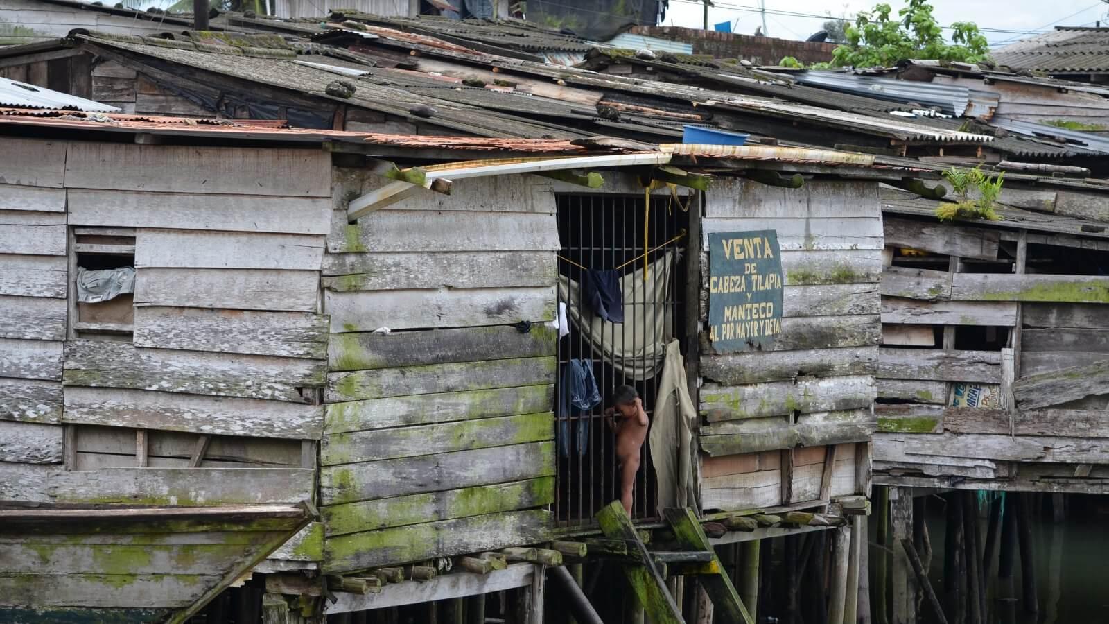A pobreza multidimensional en 2020 ingresaron 489.000 personas
