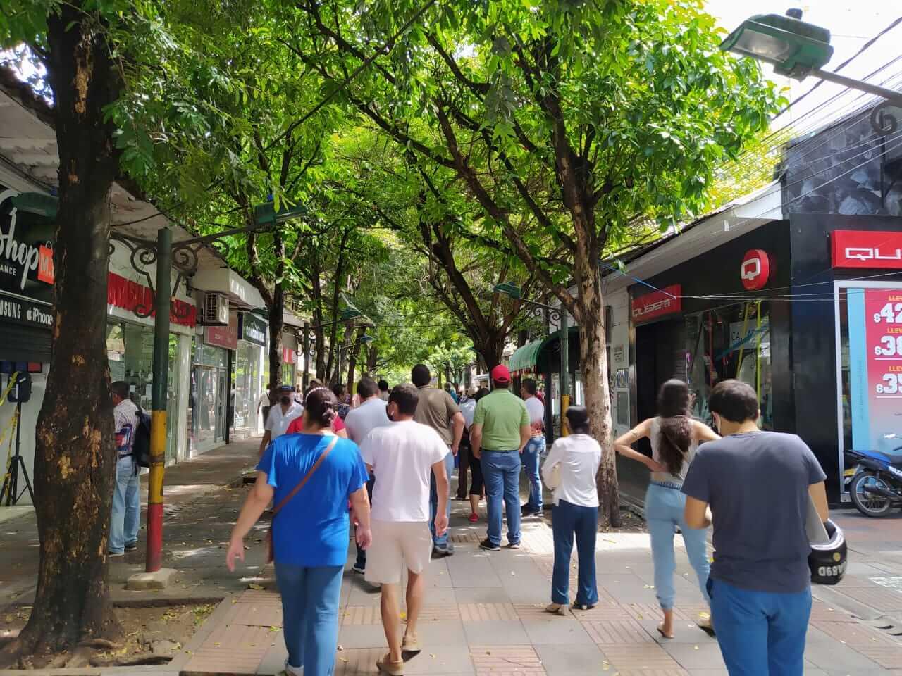 Neiva, la ciudad con mejor recuperación del gasto