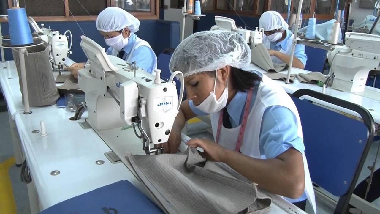 La producción manufacturera incrementó 16,8%