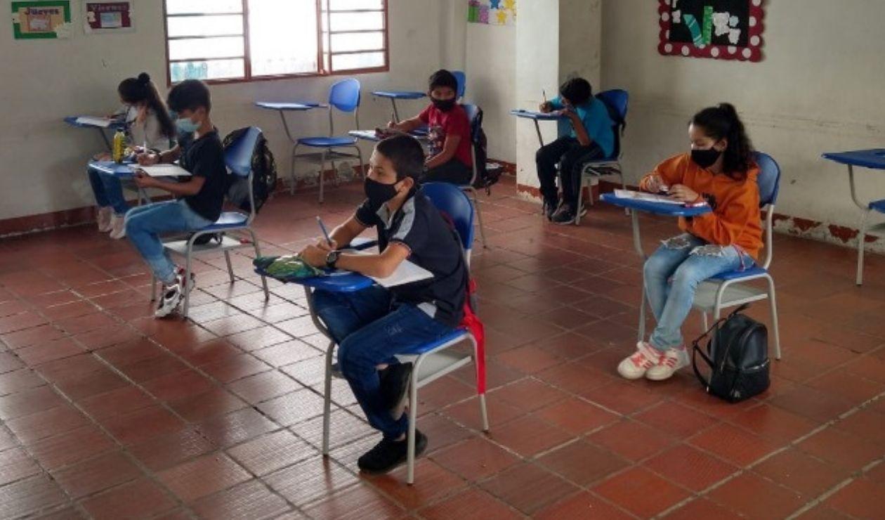 Se acabó plazo para volver a clases presenciales en el país: Mineducación