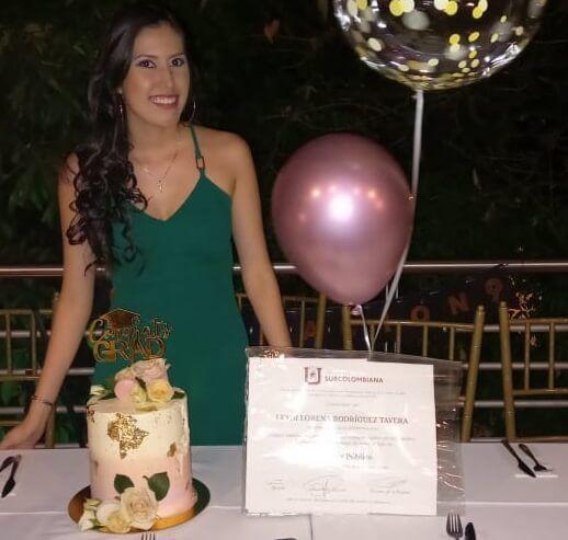 Leidy Lorena Contadora pública
