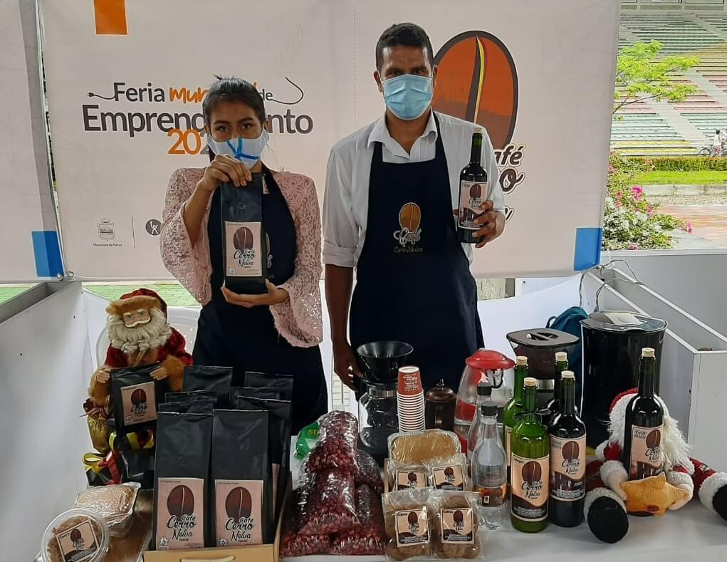 Café Cerro Neiva, una tradición de mil sabores