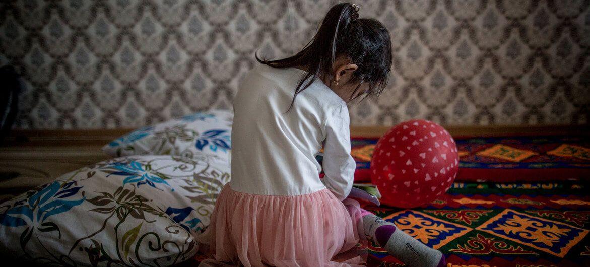 'Es Hora de Cambiar' campaña para poner fin a la violencia contra la niñez