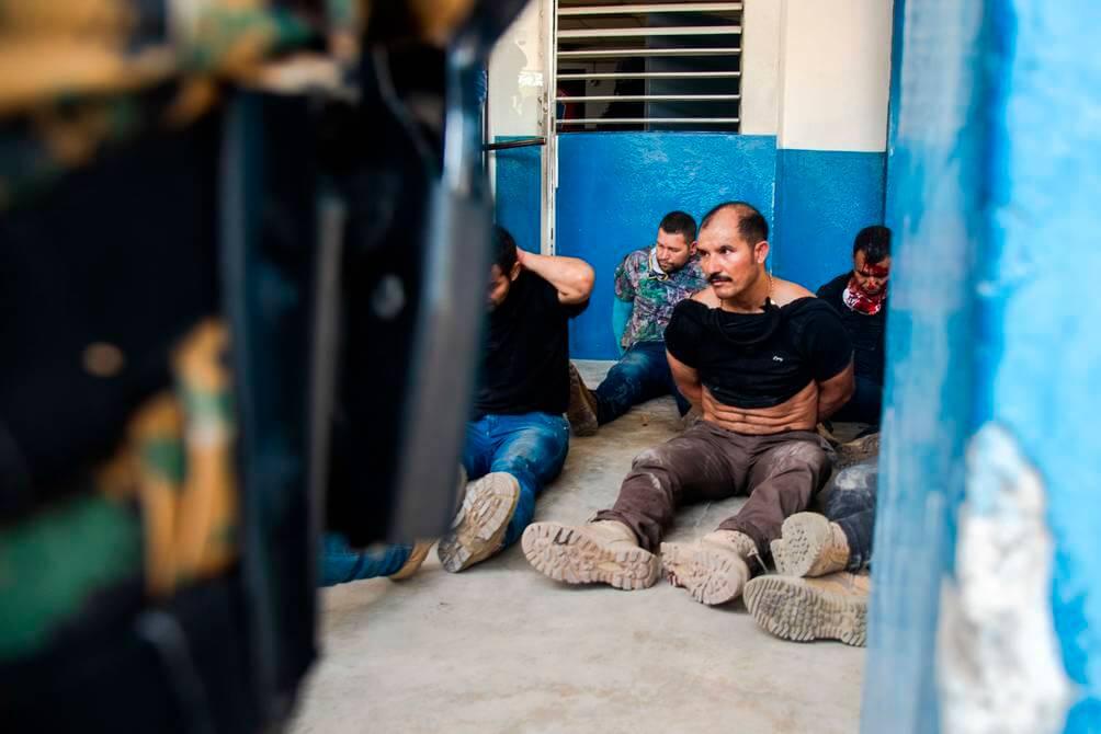 Militares colombianos detenidos en Haití denuncian torturas