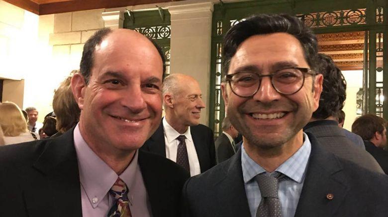 David Julius y Ardem Patapoutian, Nobel de Medicina 2021