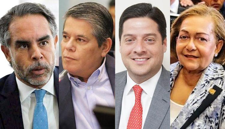 Retiran denuncias contra tres senadores por caso MinTIC