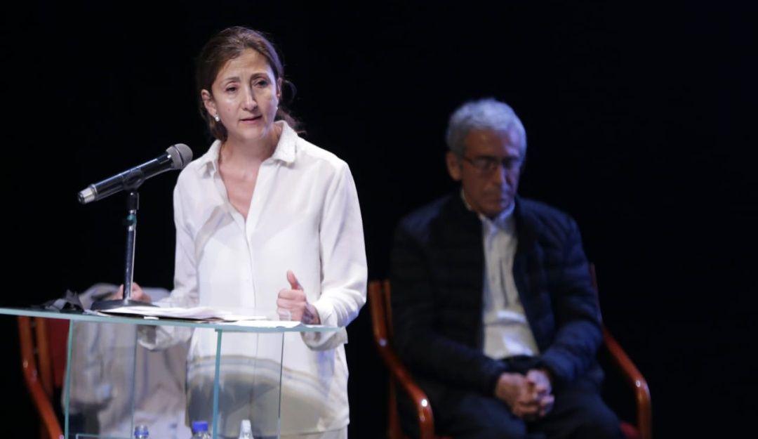 """""""Pedir justicia era algo indignante para las víctimas"""", Ingrid Betancourt"""