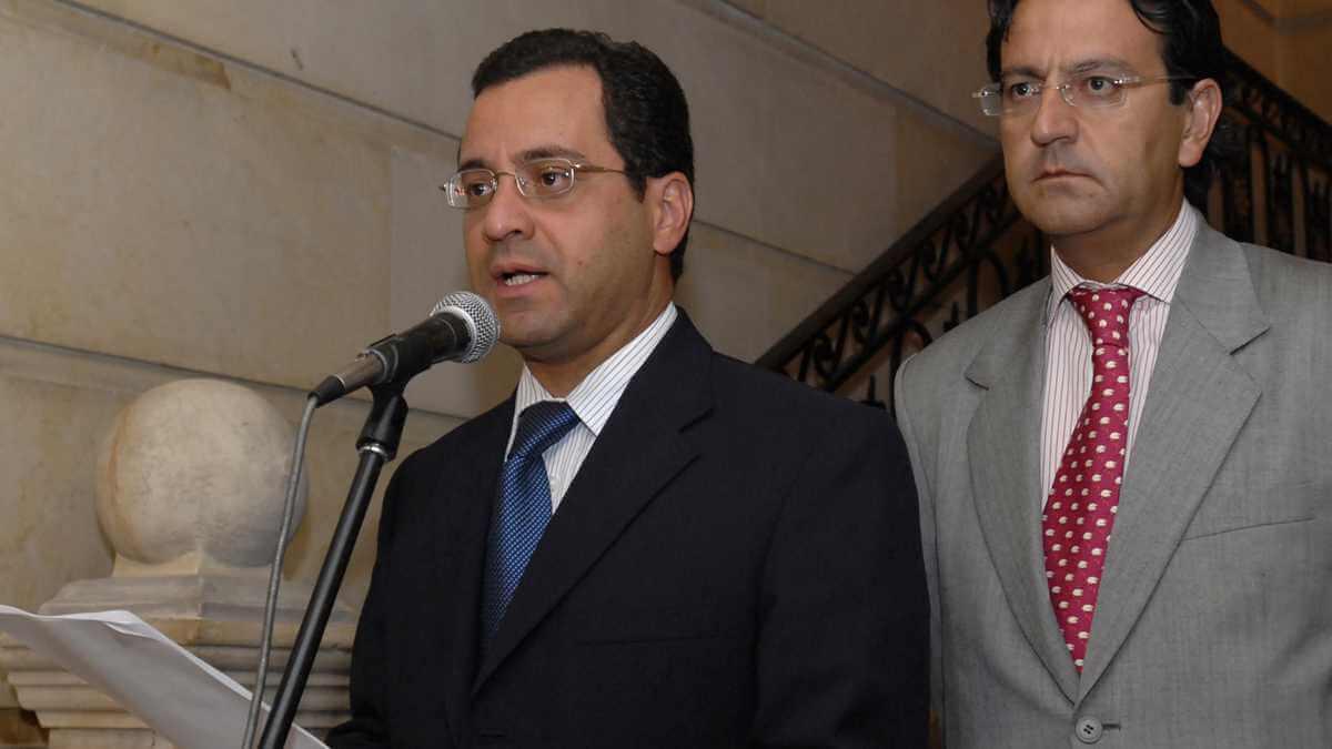 Uribe lamenta condena a César Mauricio Velásquez y Edmundo del Castillo