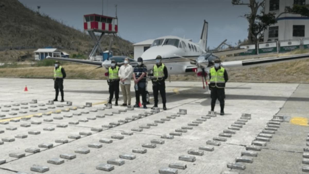 Implicados en avioneta incautada en Providencia serán acusados por Corte de EE.UU.