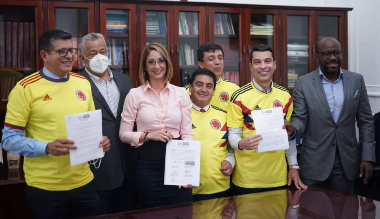 Polémica por proyecto que declara patrimonio cultural al fútbol colombiano