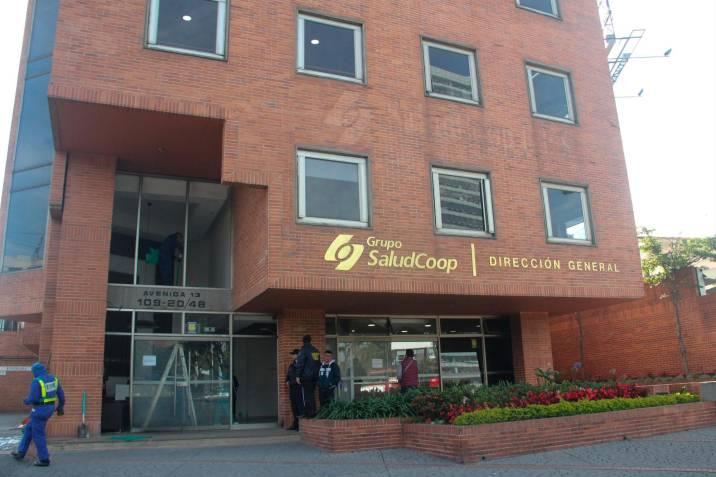 Imputación millonaria por irregularidades en liquidación de Saludcoop