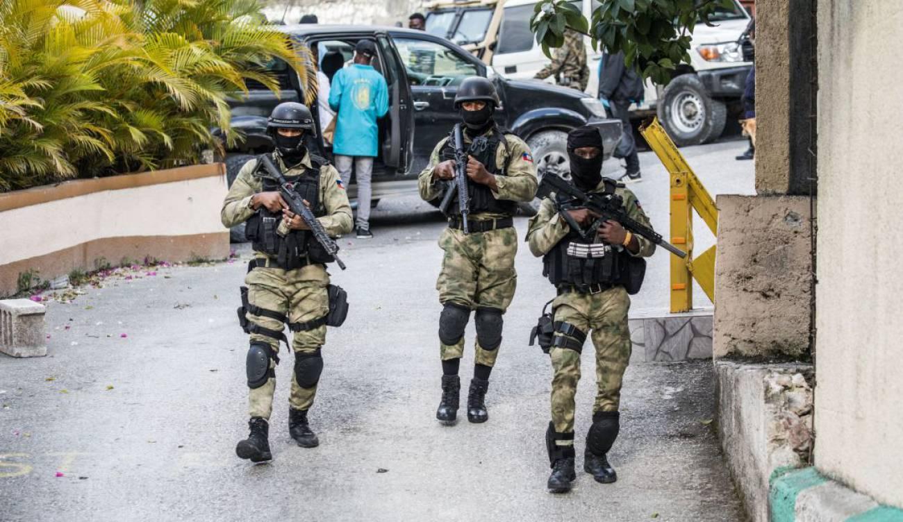 Empresa señalada de magnicidio en Haití, en problemas financieros
