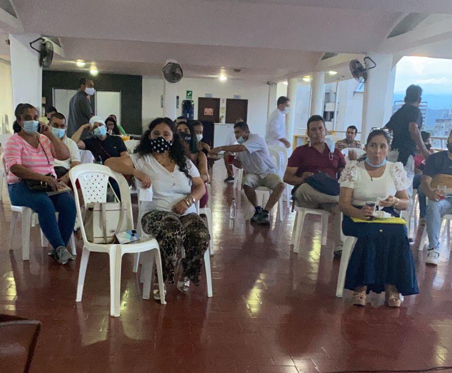 Constituido el Consejo Municipal de padres de familia integrantes de los consejos directivos – consejo de padres de las Instituciones Educativas oficiales de Neiva