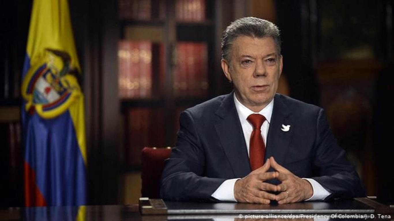 CNE archiva indagación preliminar contra la campaña presidencial de Santos